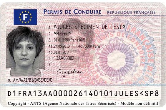 Order a French Driving License Online