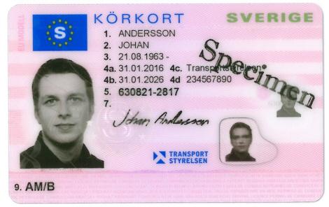 Obtain driving-license
